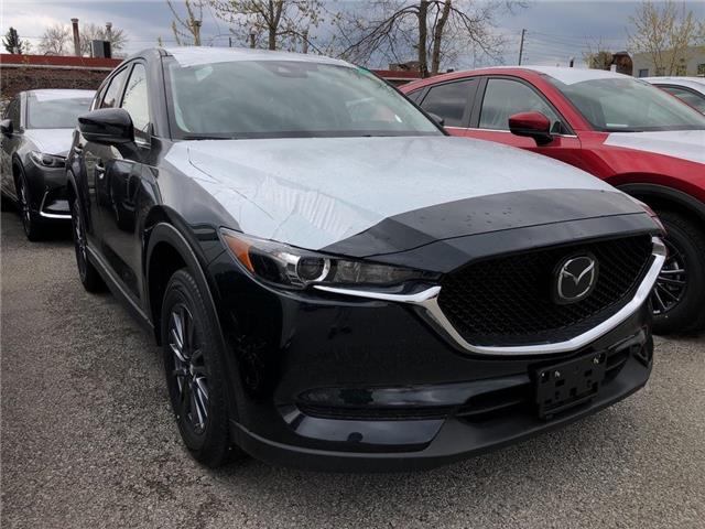2019 Mazda CX-5 GS (Stk: N190446) in Markham - Image 4 of 5