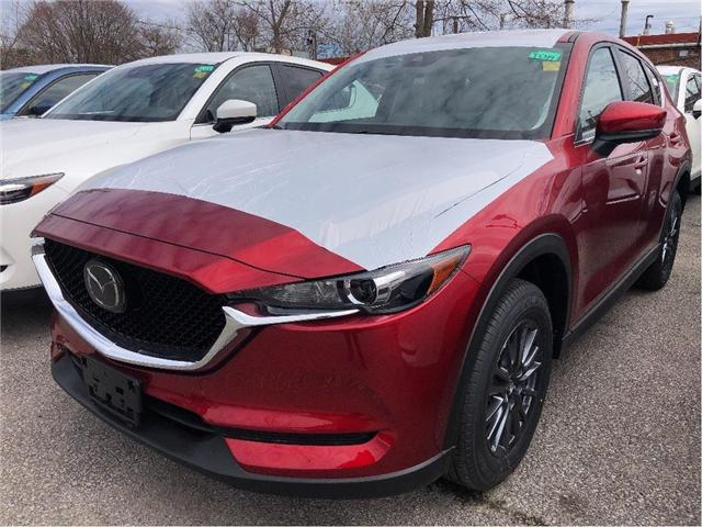 2019 Mazda CX-5 GS (Stk: N190437) in Markham - Image 1 of 5