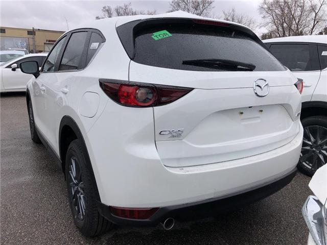 2019 Mazda CX-5 GS (Stk: N190449) in Markham - Image 2 of 5