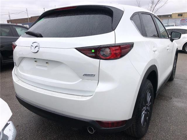 2019 Mazda CX-5 GS (Stk: N190449) in Markham - Image 3 of 5