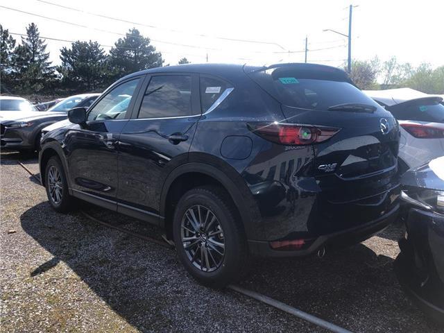 2019 Mazda CX-5 GS (Stk: N190470) in Markham - Image 3 of 5