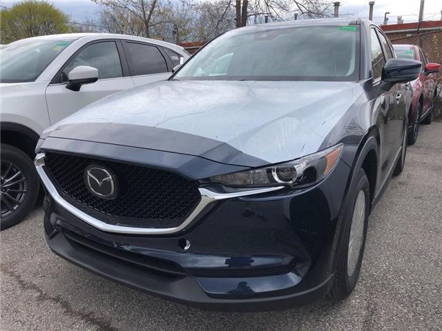 2019 Mazda CX-5 GS (Stk: N190503) in Markham - Image 1 of 5