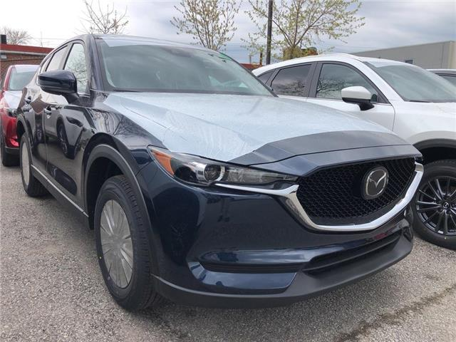 2019 Mazda CX-5 GS (Stk: N190503) in Markham - Image 4 of 5
