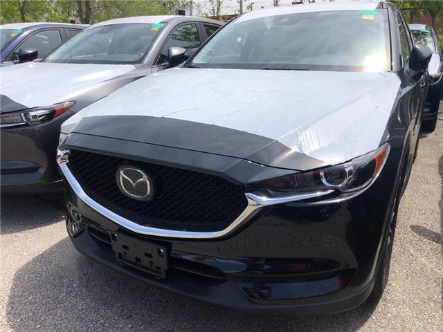 2019 Mazda CX-5 GS (Stk: N190517) in Markham - Image 1 of 5