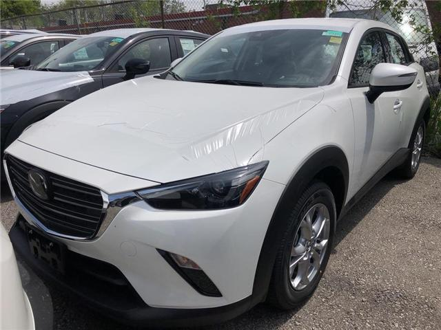 2019 Mazda CX-3 GS (Stk: H190535) in Markham - Image 1 of 5