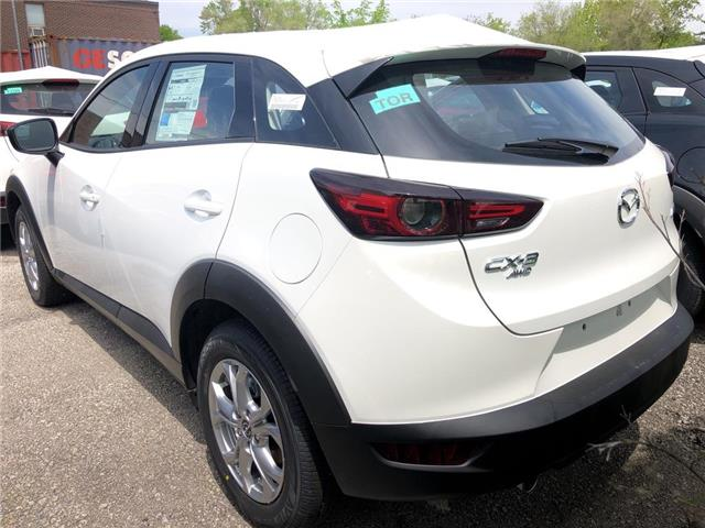 2019 Mazda CX-3 GS (Stk: H190535) in Markham - Image 3 of 5