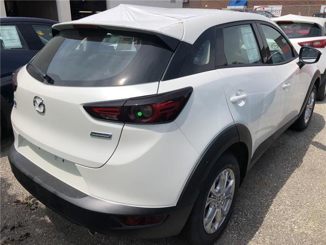 2019 Mazda CX-3 GS (Stk: H190535) in Markham - Image 4 of 5