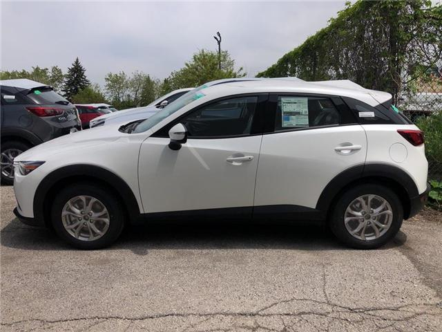 2019 Mazda CX-3 GS (Stk: H190555) in Markham - Image 2 of 5