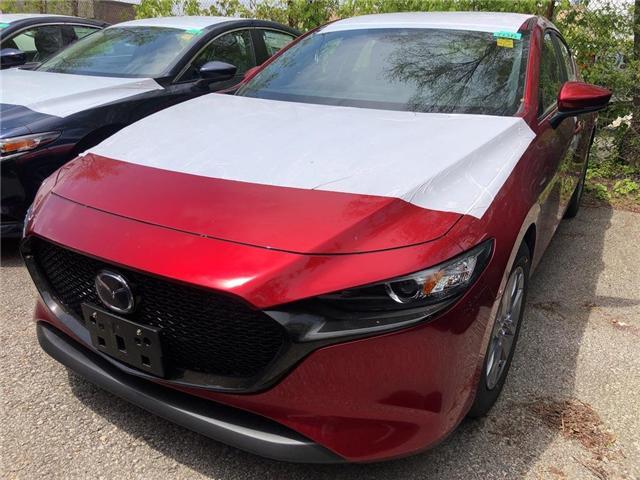 2019 Mazda Mazda3 Sport GS (Stk: D190580) in Markham - Image 1 of 5