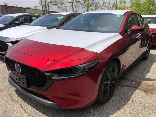 2019 Mazda Mazda3 Sport GT (Stk: D5190581) in Markham - Image 1 of 5