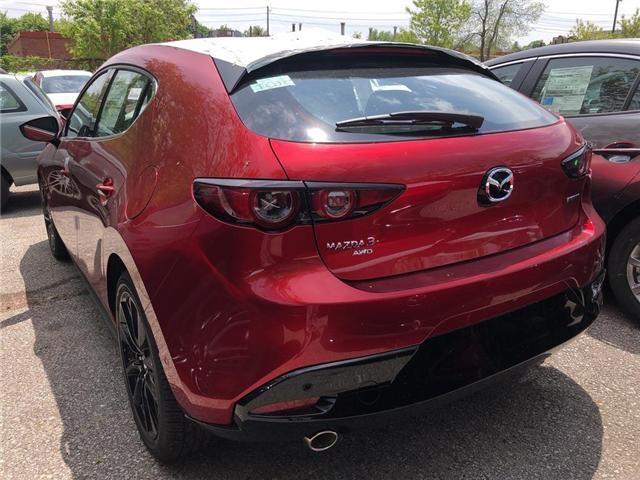 2019 Mazda Mazda3 Sport GT (Stk: D5190581) in Markham - Image 5 of 5