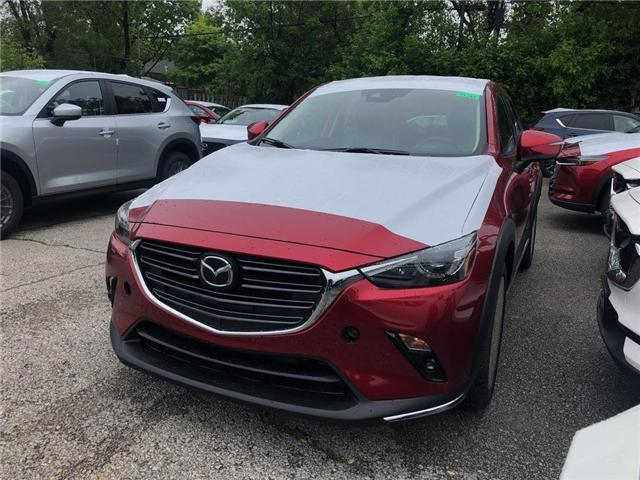 2019 Mazda CX-3 GT (Stk: H190582) in Markham - Image 1 of 5