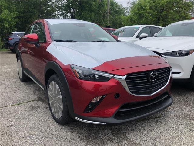 2019 Mazda CX-3 GT (Stk: H190582) in Markham - Image 3 of 5