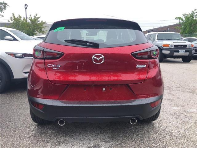 2019 Mazda CX-3 GT (Stk: H190582) in Markham - Image 5 of 5