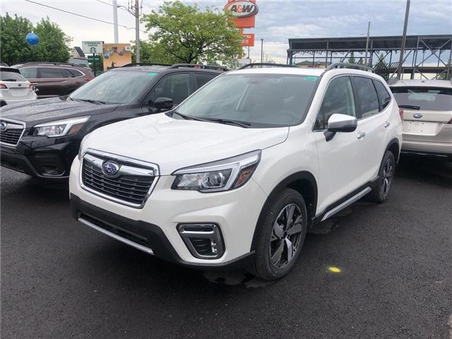 2019 Subaru Forester 2.5i Premier (Stk: S4566) in St.Catharines - Image 1 of 5