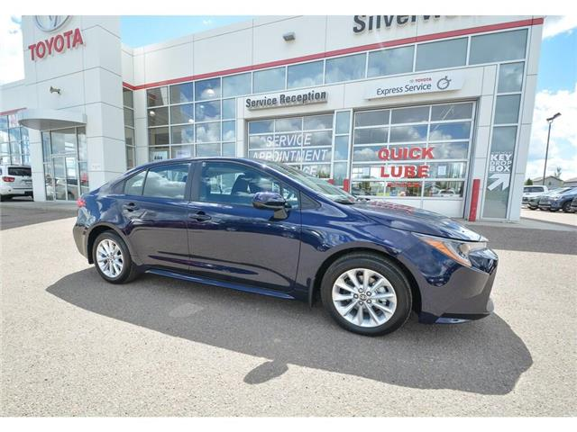 2020 Toyota Corolla LE (Stk: COL012) in Lloydminster - Image 1 of 12