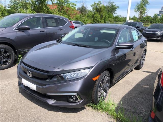 2019 Honda Civic Touring (Stk: N5164) in Niagara Falls - Image 2 of 5