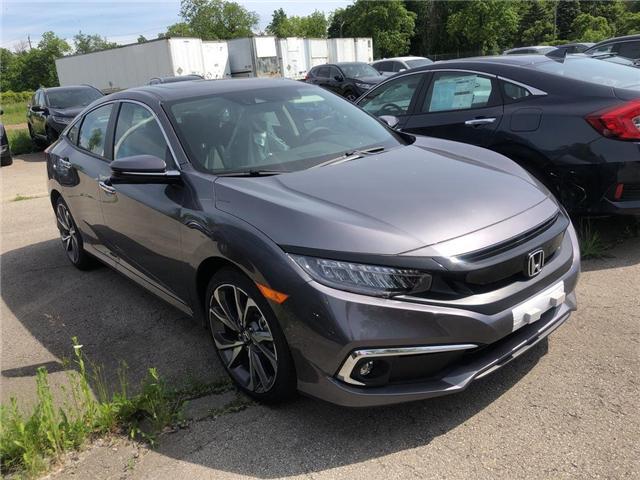 2019 Honda Civic Touring (Stk: N5164) in Niagara Falls - Image 5 of 5