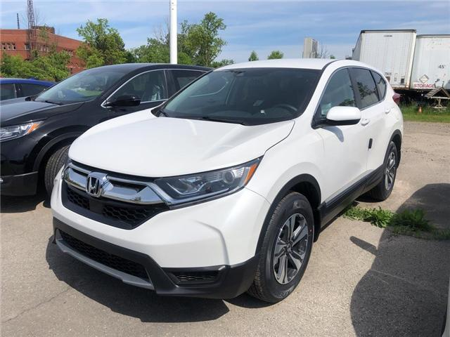 2019 Honda CR-V LX (Stk: N5160) in Niagara Falls - Image 1 of 5