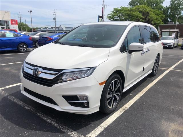 2019 Honda Odyssey Touring (Stk: N5168) in Niagara Falls - Image 1 of 4