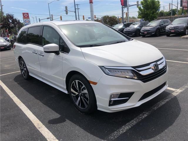 2019 Honda Odyssey Touring (Stk: N5168) in Niagara Falls - Image 5 of 5