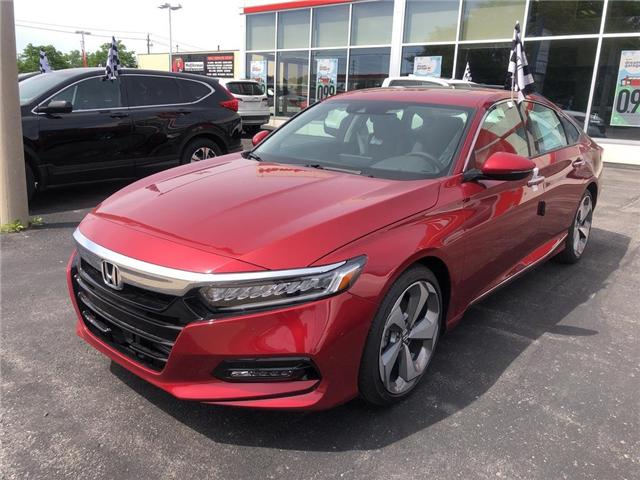 2019 Honda Accord Touring 1.5T (Stk: N5174) in Niagara Falls - Image 1 of 5