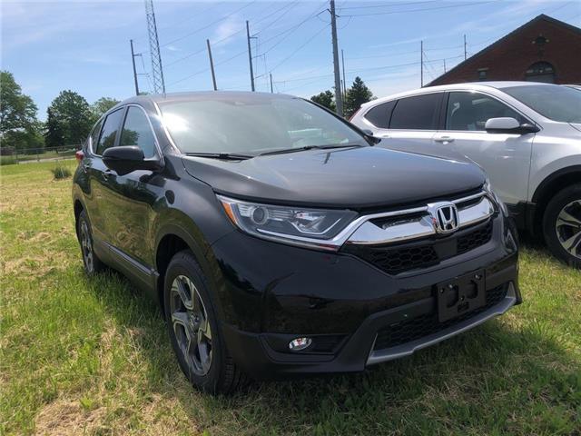 2019 Honda CR-V EX (Stk: N5186) in Niagara Falls - Image 5 of 5