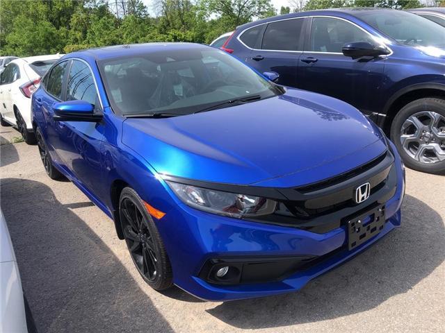 2019 Honda Civic Sport (Stk: N5181) in Niagara Falls - Image 5 of 5