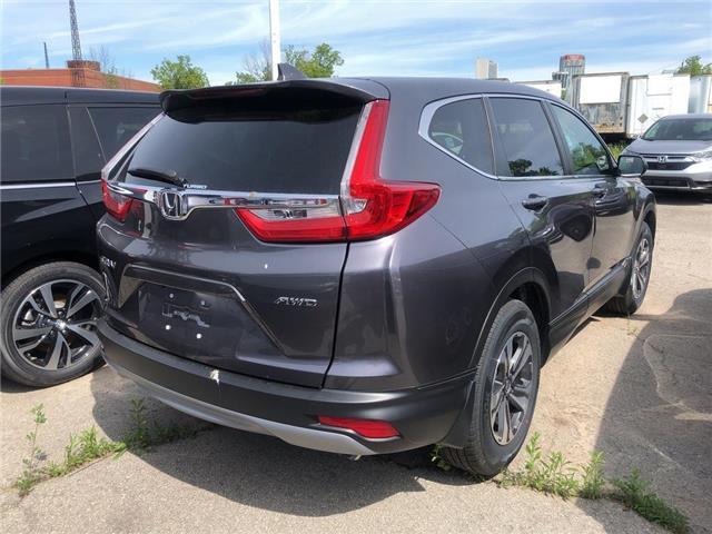 2019 Honda CR-V LX (Stk: N5199) in Niagara Falls - Image 4 of 5