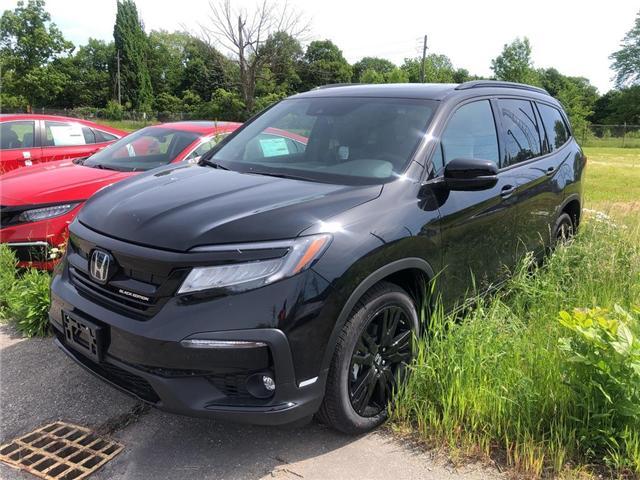2019 Honda Pilot Black Edition (Stk: N5193) in Niagara Falls - Image 2 of 5