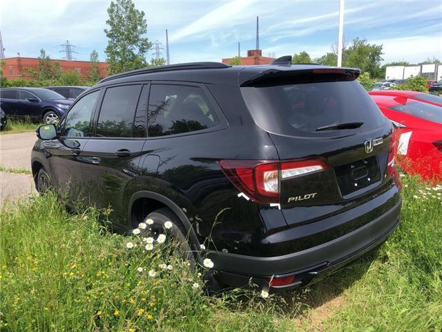 2019 Honda Pilot Black Edition (Stk: N5193) in Niagara Falls - Image 3 of 5