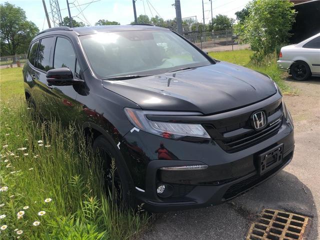 2019 Honda Pilot Black Edition (Stk: N5193) in Niagara Falls - Image 5 of 5
