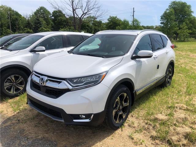 2019 Honda CR-V Touring (Stk: N5196) in Niagara Falls - Image 1 of 5