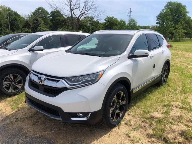2019 Honda CR-V Touring (Stk: N5196) in Niagara Falls - Image 2 of 5