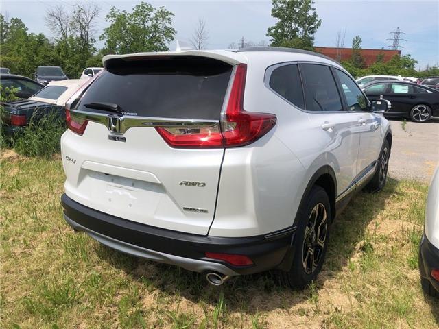 2019 Honda CR-V Touring (Stk: N5196) in Niagara Falls - Image 4 of 5