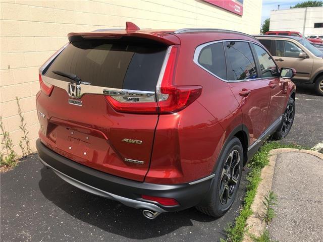2019 Honda CR-V Touring (Stk: N5201) in Niagara Falls - Image 4 of 5
