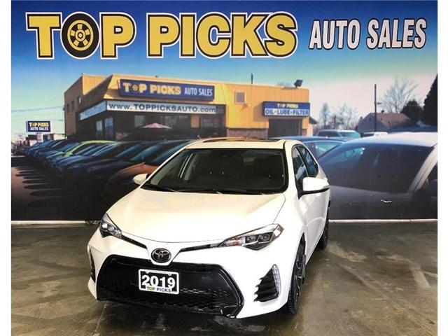 2019 Toyota Corolla SE (Stk: 210085) in NORTH BAY - Image 1 of 28