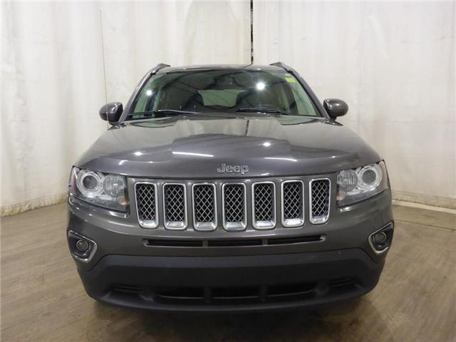 2015 Jeep Compass Limited (Stk: 19060101) in Calgary - Image 3 of 29