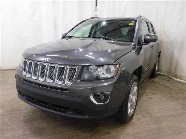2015 Jeep Compass Limited (Stk: 19060101) in Calgary - Image 4 of 29