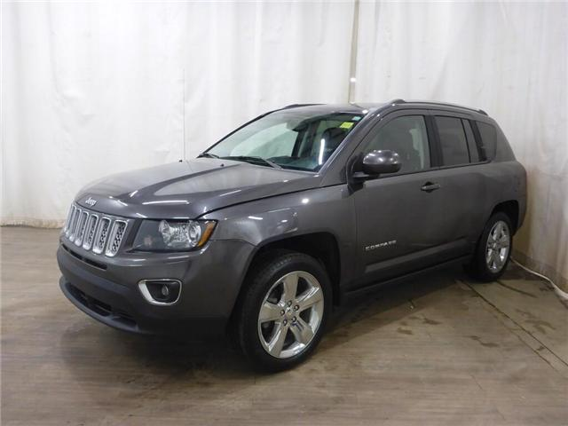 2015 Jeep Compass Limited (Stk: 19060101) in Calgary - Image 5 of 29