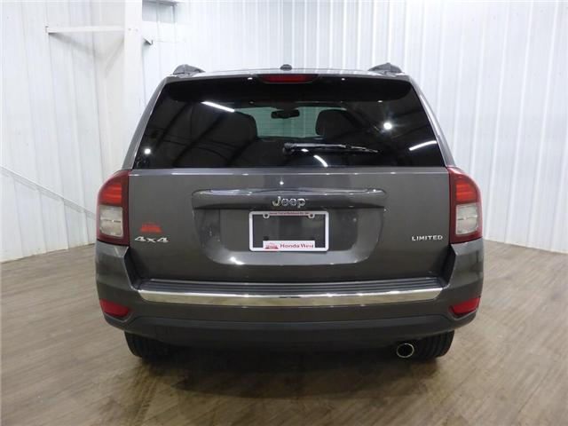 2015 Jeep Compass Limited (Stk: 19060101) in Calgary - Image 8 of 29