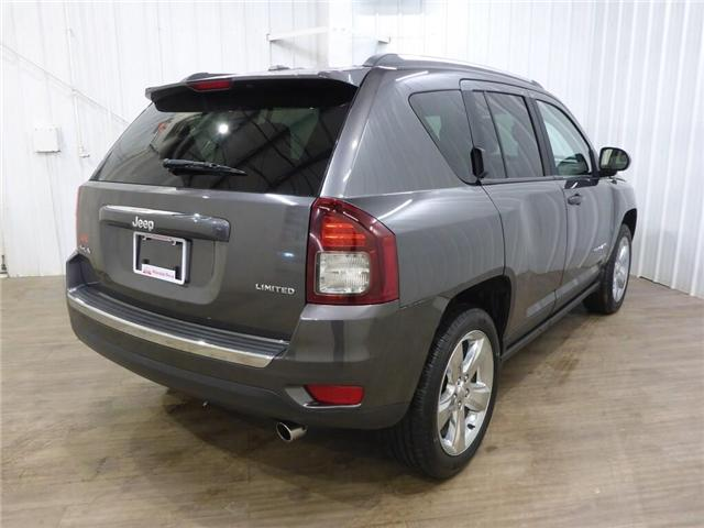 2015 Jeep Compass Limited (Stk: 19060101) in Calgary - Image 9 of 29