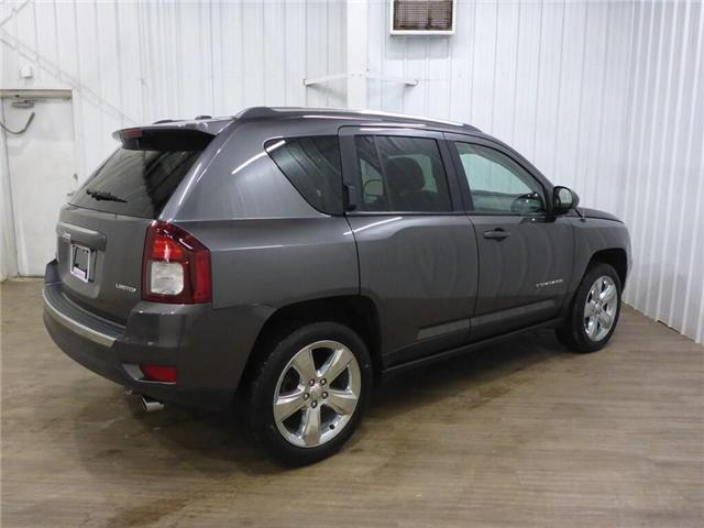 2015 Jeep Compass Limited (Stk: 19060101) in Calgary - Image 10 of 29