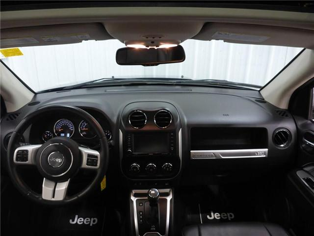 2015 Jeep Compass Limited (Stk: 19060101) in Calgary - Image 18 of 29