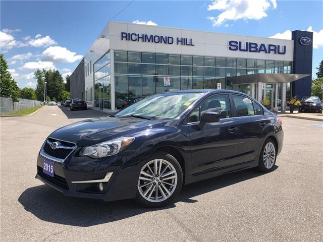 2015 Subaru Impreza 2.0i (Stk: LP0274) in RICHMOND HILL - Image 1 of 22