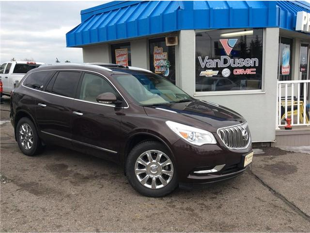 2015 Buick Enclave Leather (Stk: B7330) in Ajax - Image 1 of 25
