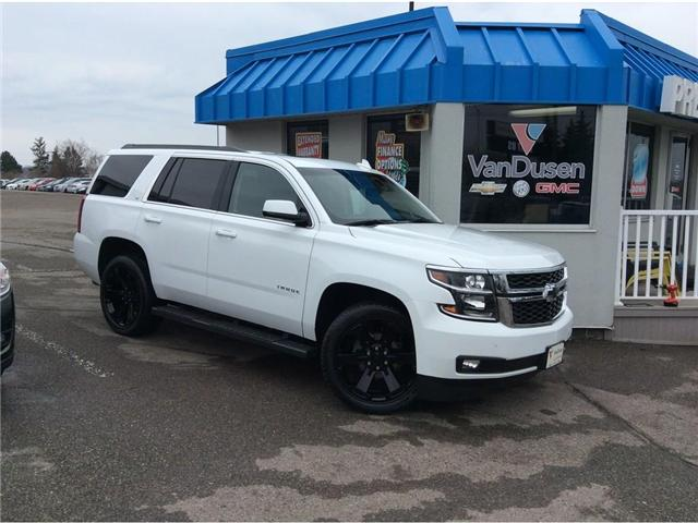2018 Chevrolet Tahoe LT (Stk: B7220) in Ajax - Image 1 of 27