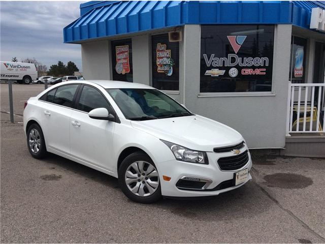 2015 Chevrolet Cruze LT 1LT (Stk: B7396) in Ajax - Image 1 of 22