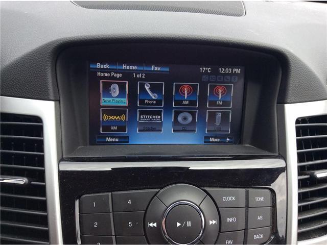 2015 Chevrolet Cruze LT 1LT (Stk: B7396) in Ajax - Image 6 of 22