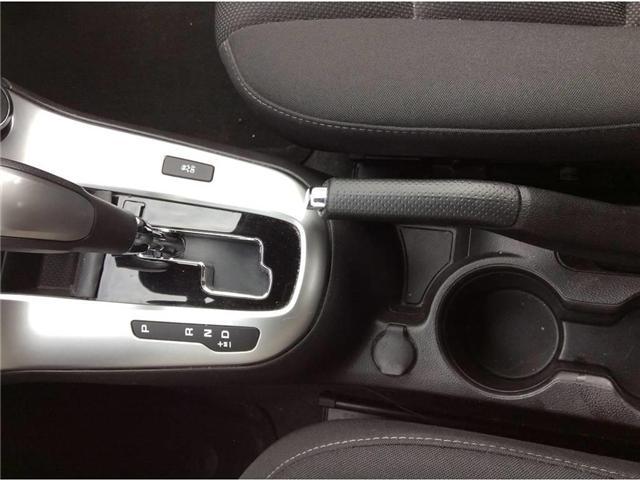 2015 Chevrolet Cruze LT 1LT (Stk: B7396) in Ajax - Image 9 of 22